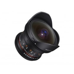 Samyang objektyvas 12mm Fish-eye T3.1 VDSLR ED AS NCS