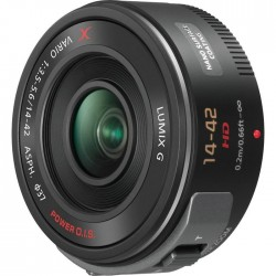 Panasonic objektyvas 14-42mm f/3.5-5.6 LUMIX G X Vario PZ Power O.I.S.