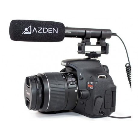 Azden video mikrofonas SMX-10 STEREO DSLR