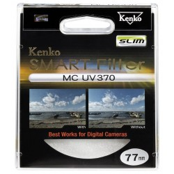 Kenko MC UV370 SLIM filtras 37mm-82mm