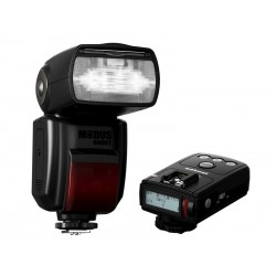 Hahnel blykstė MODUS 600RT + Viper TTL siųstuvas WIRELESS SPEEDLIGHT