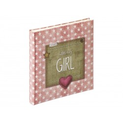 WALTHER baby album Little girl 28X30,5CM
