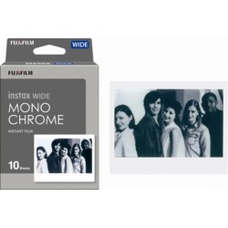 Fujifilm Instax Wide Monochrome 10 photo sheets