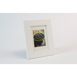 FOCUS photo frame HAYDN SVART white