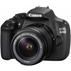 Canon EOS 1200D + 18-55mm IS III