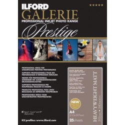 Ilford GP Heavyweight Matt Duo Popierius A4 50vnt