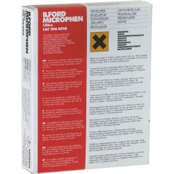 Ilford Developer Microphen