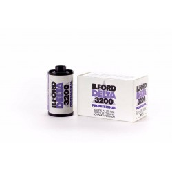 Ilford Photo Film 3200 Delta 135