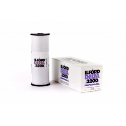 Ilford Photo Film 3200 Delta 120