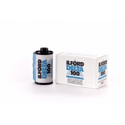 Ilford Photo Film 100 Delta 135