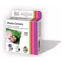 3L Photocorners 500 Pcs 20x500/Kartong