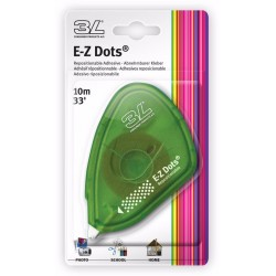 3L E-Z Dots Removable 9mm x 10 m