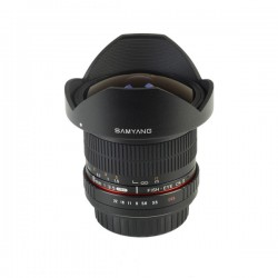 Samyang objektyvas 8mm f/3.5 Aspherical IF MC Fish-eye CSII