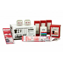 Ilford Photo ILFORD + PATERSON FILM STARTER KIT