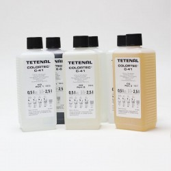 Tetenal COLORTEC C-41 NEGATIVE RAPID 2 BATH KIT 2.5L