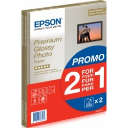 Epson Premium Glossy Photo Papper A4