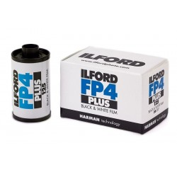 Ilford Film FP4 Plus 125 135