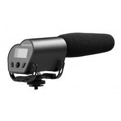 Saramonic Vmic Recorder On-Camera Shotgun Mic