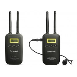 Saramonic VmicLink5 (TX+RX) Wireless System