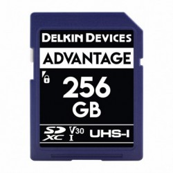 Delkin SD Advantage 660X UHS-I U3 (V30) R90/W90 256GB