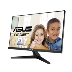 """Asus Eye Care Monitor VY249HE 23.8 """" IPS 1920 x 1080 pixels 16 : 9 1 ms 250 cd/m Earphone"""