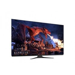 """Dell Alienware OLED Gaming Monitor AW5520QF 55 """" UHD 3840 x 2160 16:9 0.5 ms 400 cd/m Black"""