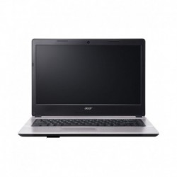 Acer One Silver, 14 , HD, 1366x768 pixels