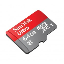 Sandisk Ultra Micro SD 64 GB 80 MB/s