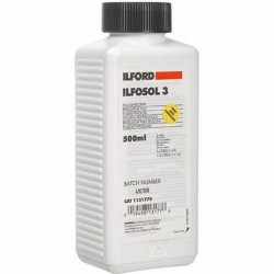 Ilford Developer Ilfosol 3 500ml