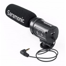 Saramonic SR-M3 Lightweight On-Camera Mikrofonas